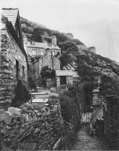 Abermaw c.1900 © Archifdy Gwynedd
